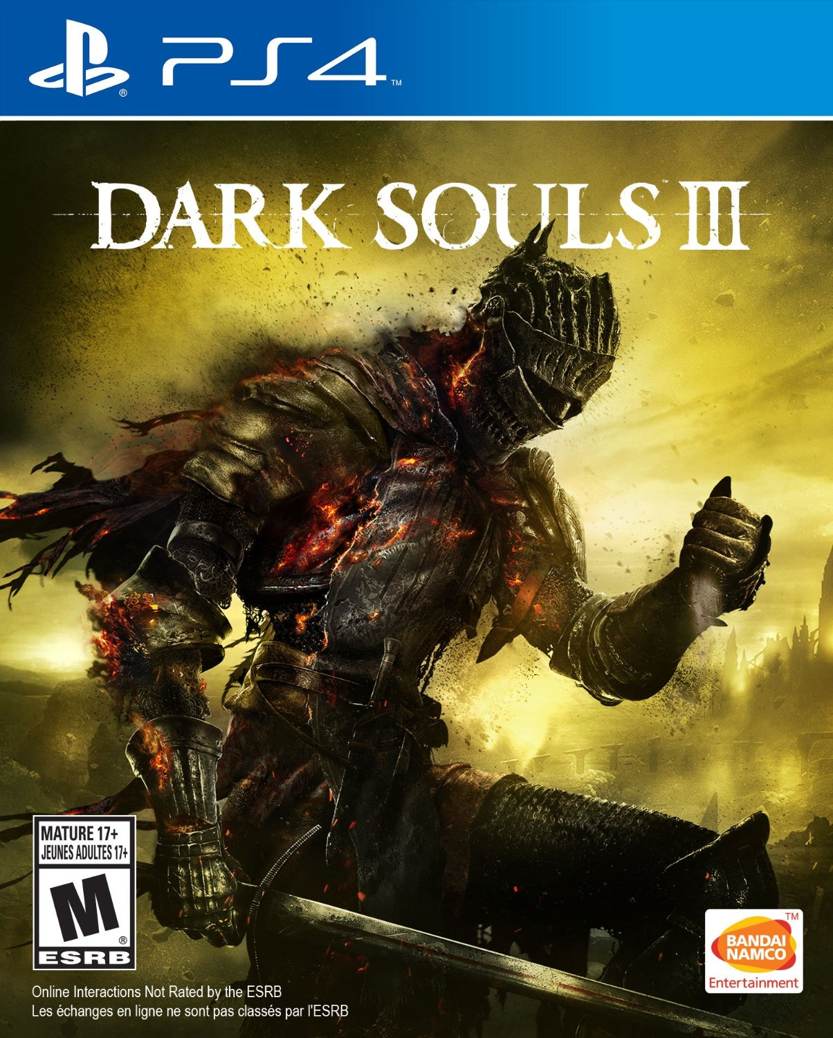 PS4 Dark Souls III Português e Español (PlayStation 4)