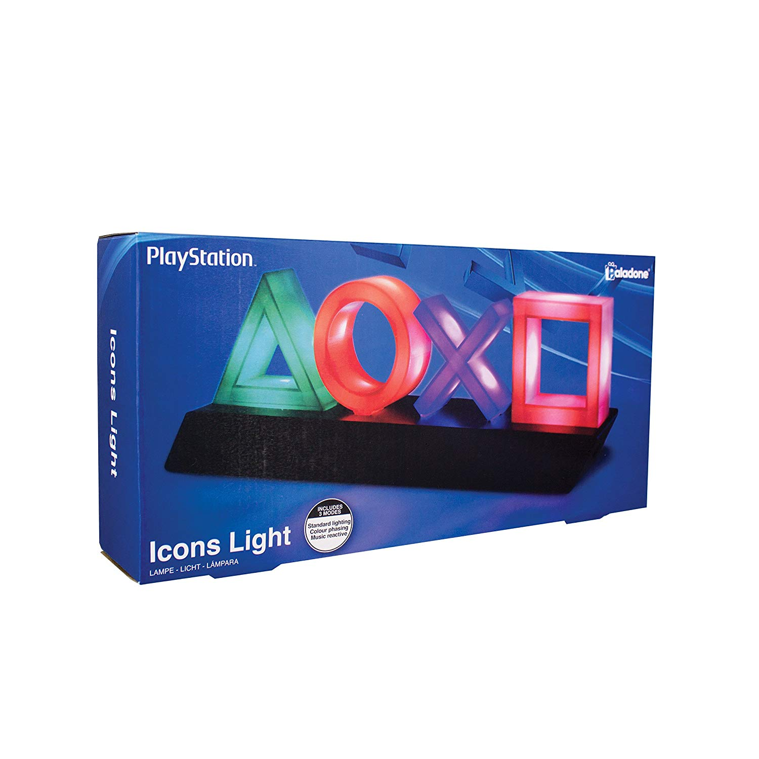 Luminaria Official Playstation Icons Light