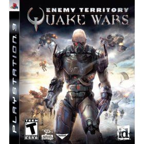 Enemy Territory: Quake Wars for PS3 US