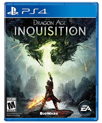 PS4 Dragon Age Inquisition em Português (Playstation 4)