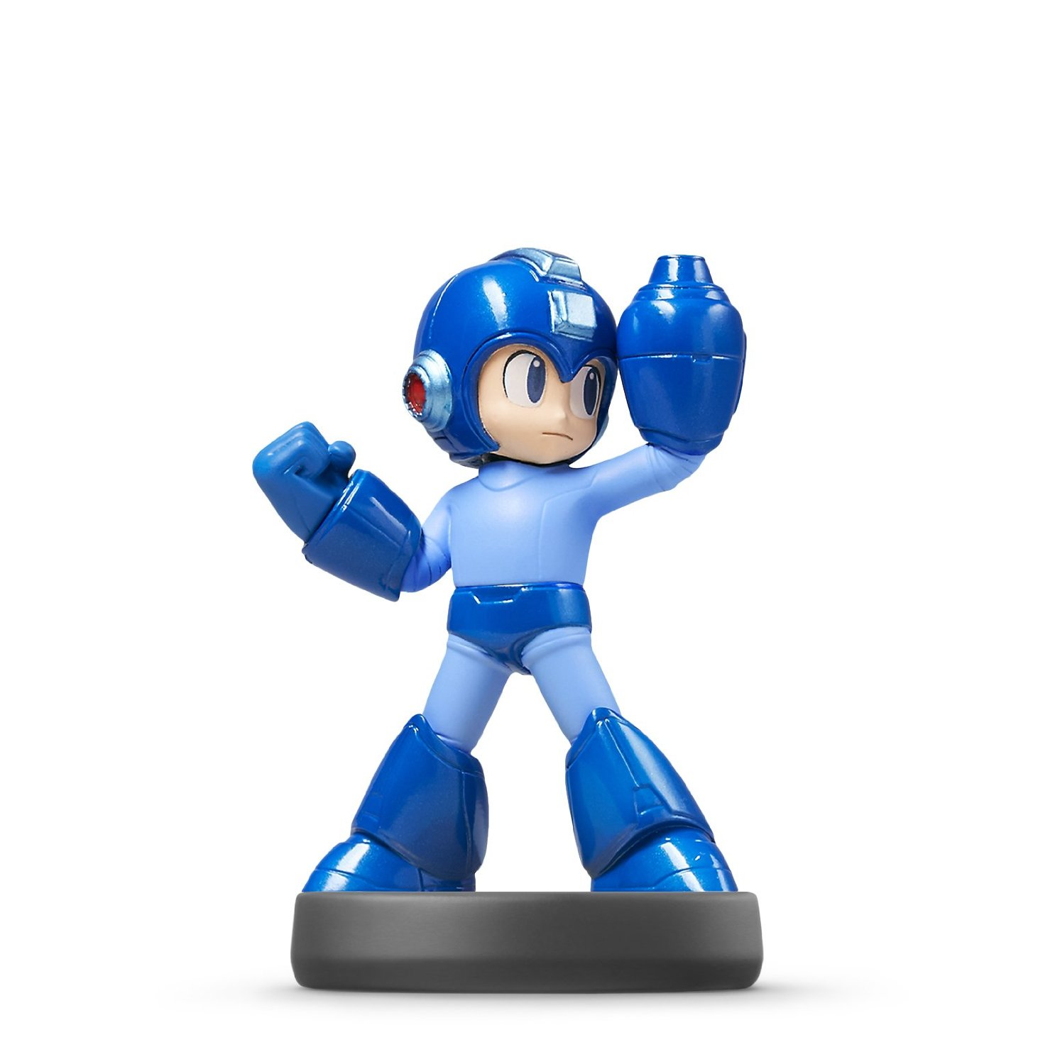 Wii U Amiibo Rock Man Mega Man (Super Smash Bros. Series)