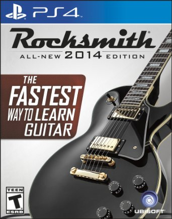 PS4 Rocksmith 2014 (PlayStation 4)