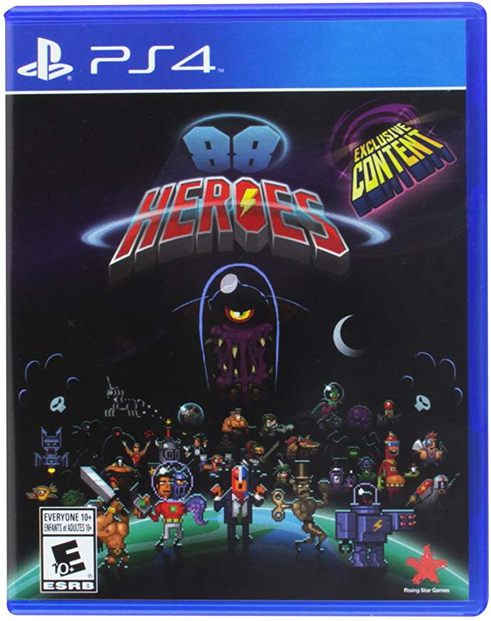 PS4 88 Heroes (PlayStation 4)