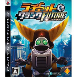 Ratchet &Clank Future(Semi-Novo) PS3 JPN em Portugu�s