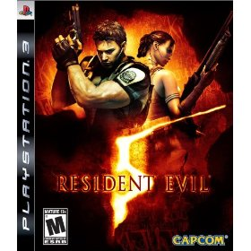 Resident Evil 5 for PS3 US