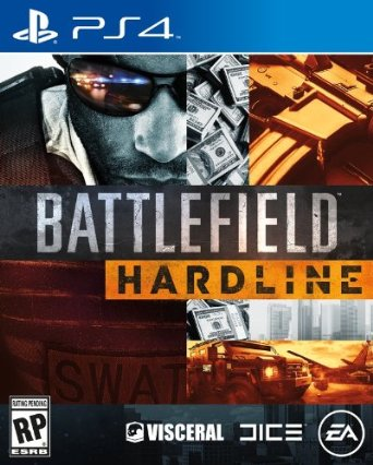 PS4 Battlefield BF Hardline em Portugu�s (PlayStation 4)