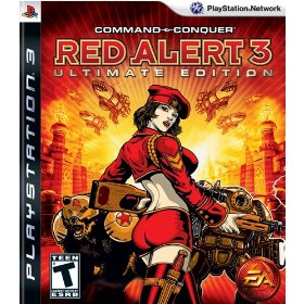 Command & Conquer: Red Alert 3 for PS3 US