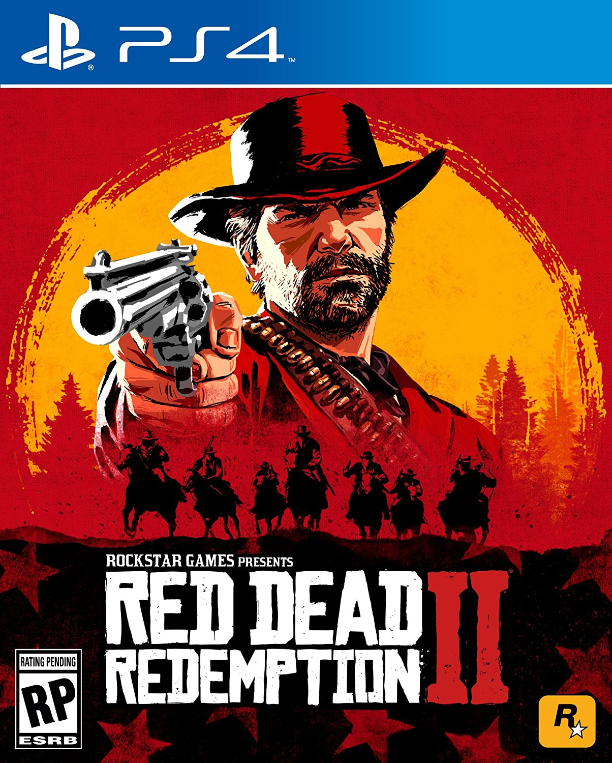 PS4 Red Dead Redemption 2 (PlayStation 4)