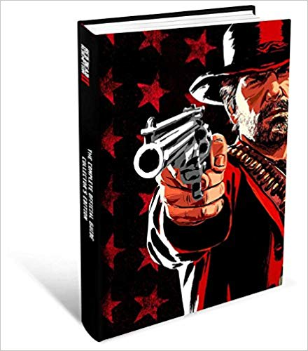 Red Dead Redemption 2: The Complete Official Guide Collector Edi