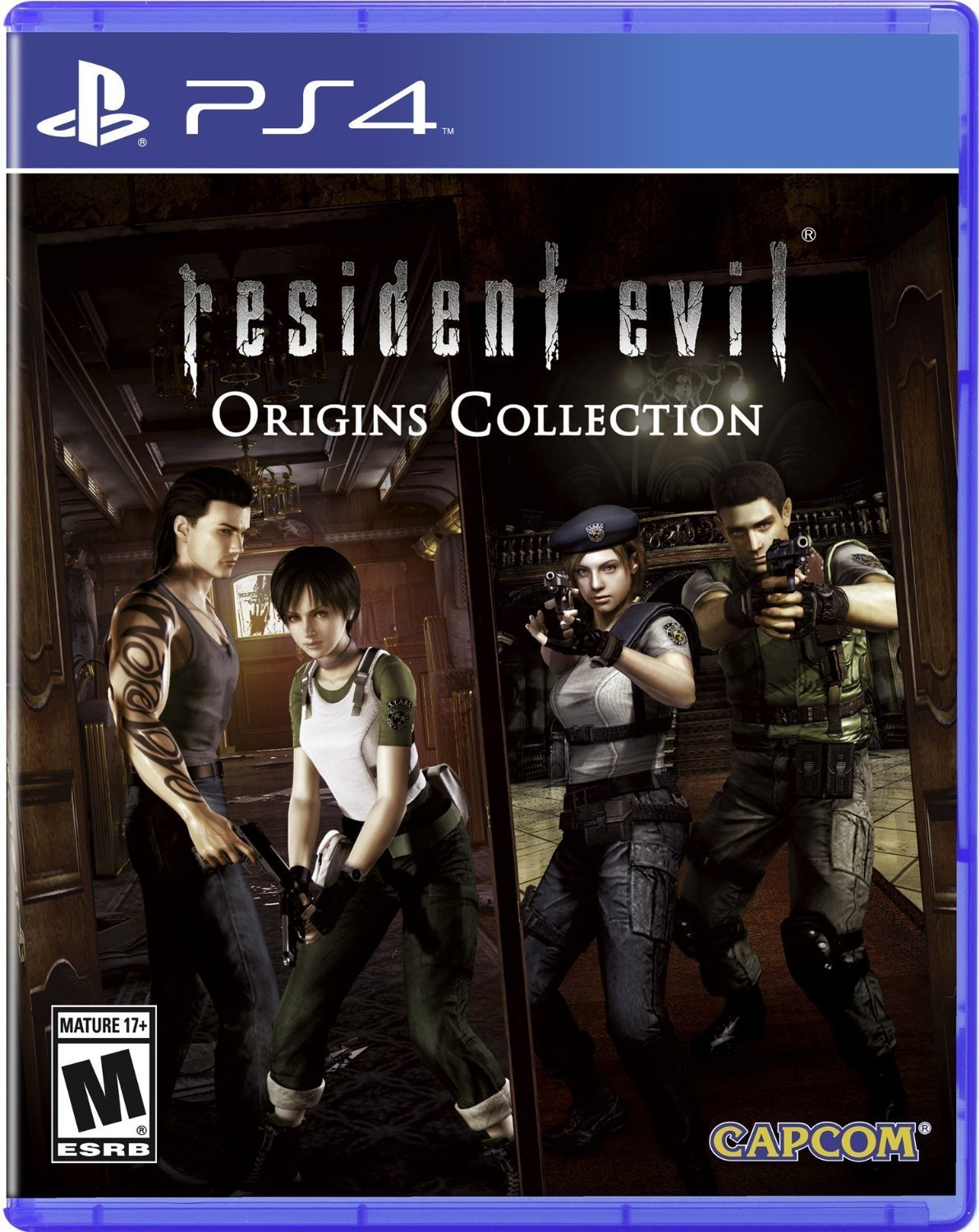 PS4 Resident Evil Origins Collection (PlayStation 4)