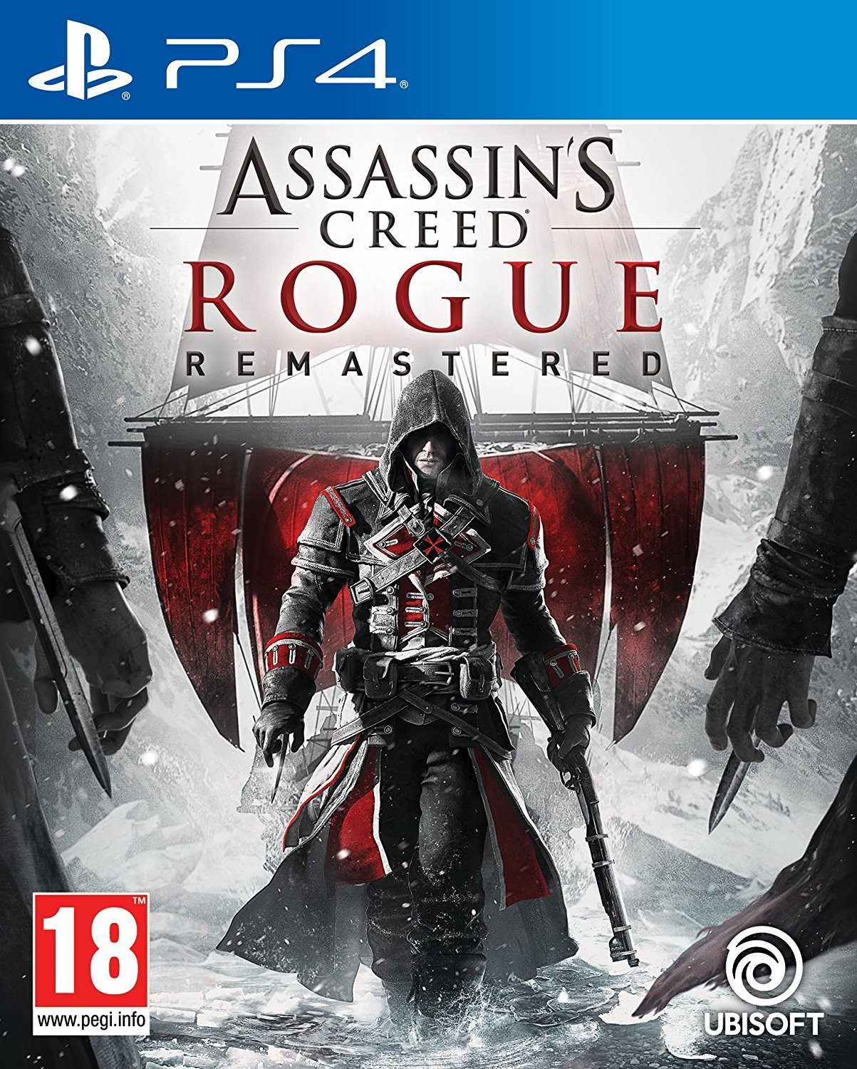 PS4 Assassin's Creed Rogue Remastered (PlayStation 4)