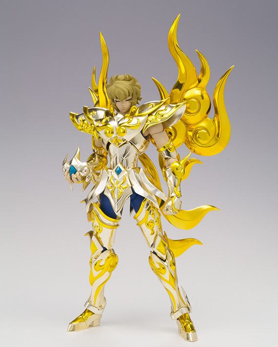 Saint Cloth Myth SOG EX Leo Aiolia Soul of God Aioria