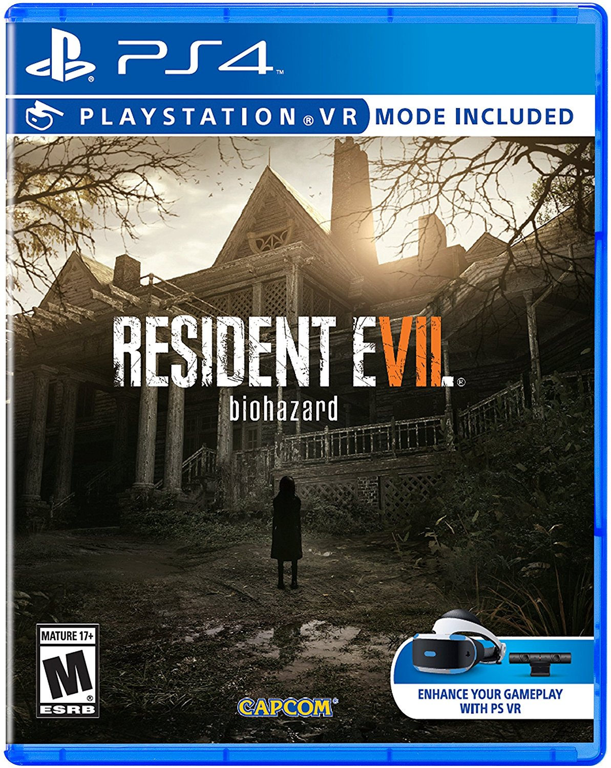 PS4 Resident Evil 7: Biohazard VR (PlayStation 4)