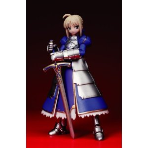Action Figure Revoltech Saber from Fate/stay night