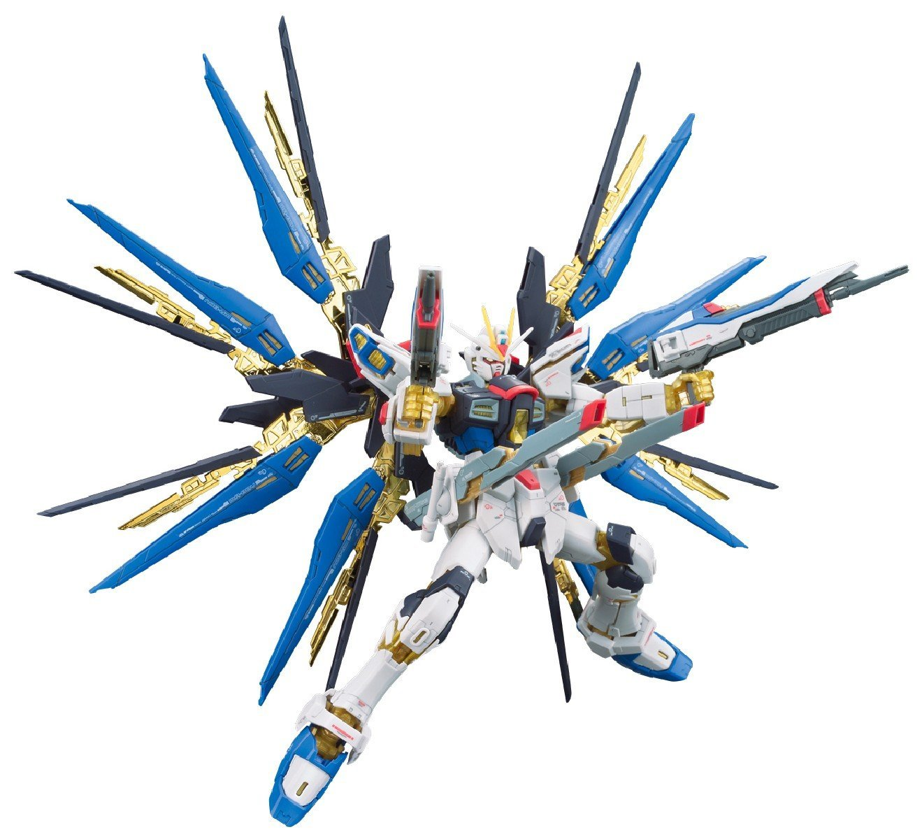 Gundam 14 RG Strike Freedom Model Kit 1/144 Scale