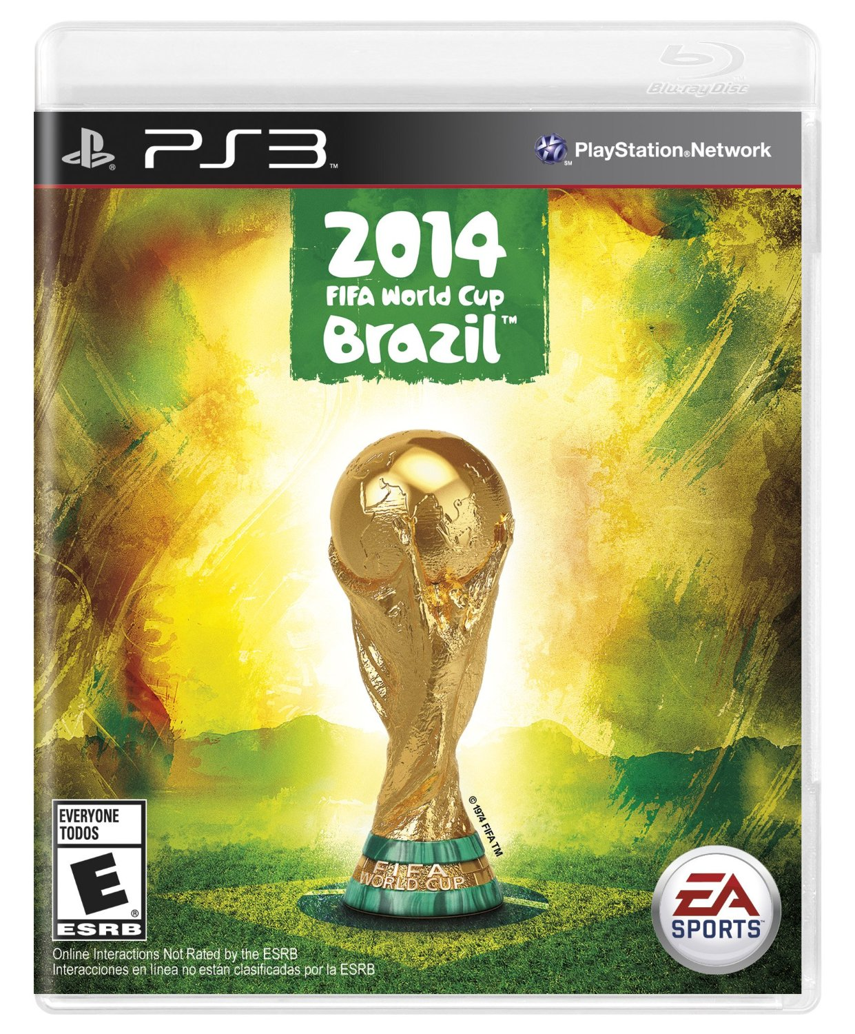 EA Sports 2014 FIFA World Cup Brazil for PS3 US