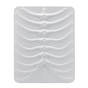 Bag RibCage for iPad - White