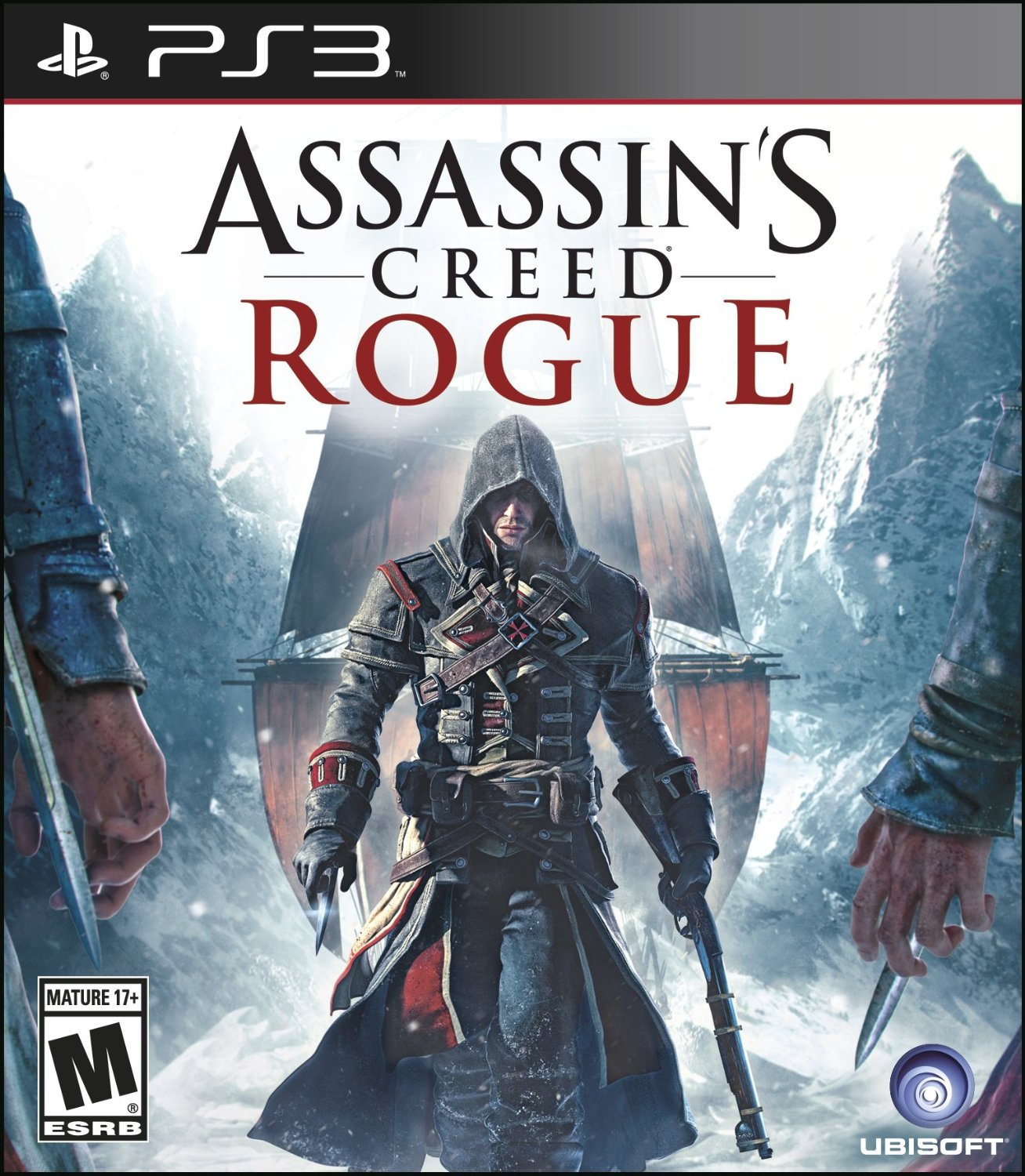 Assassin's Creed Rogue em Português for PS3 US
