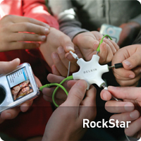 RockStar for iPod and MP3 Players
