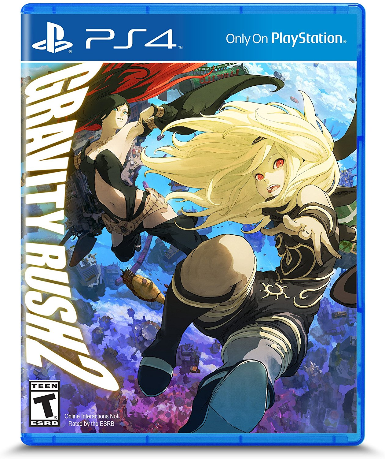 PS4 Gravity Rush 2 Português e Español (PlayStation 4)