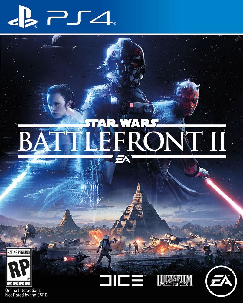 PS4 Star Wars Battlefront II (PlayStation 4)