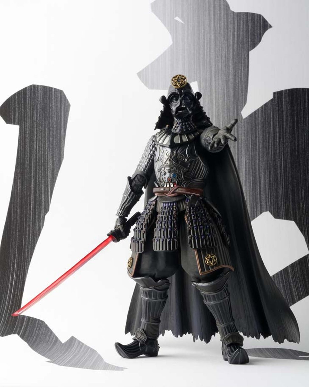 Darth Vader Samurai MOVIE REALIZATION Star Wars
