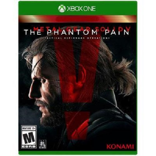 Metal Gear Solid V The Phantom Pain em Português for XBOX ONE
