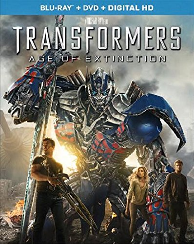Transformers: Age of Extinction [Blu-ray] (2014) em Portugues