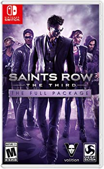 Saints Row The Third Nintendo Switch USA