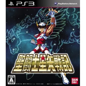 Saint Seiya Senki for PS3 JPN Cavaleiros do zodiaco