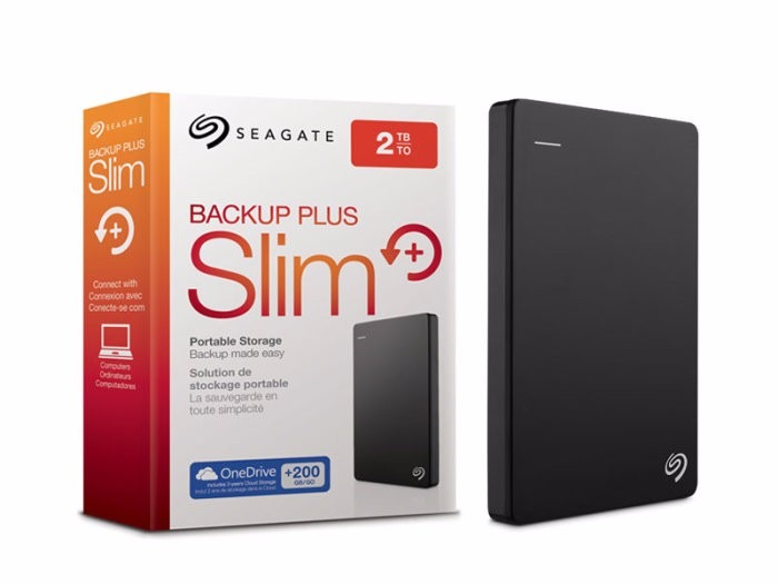 Seagate Backup Expansion 4TB Black para PS4