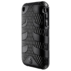 Capsule Rebel for iPhone 3G - Serpent Black Limited Edition