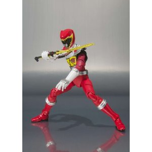 S.H.Figuarts Kyoryu Red