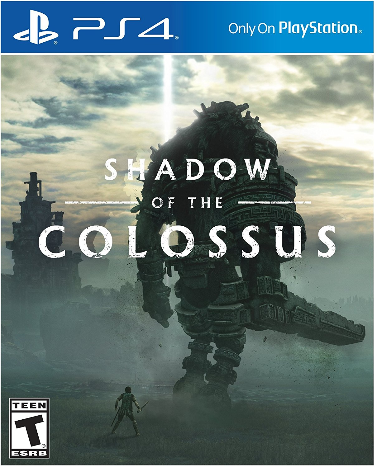 PS4 Shadow of the Colossus (PlayStation 4)