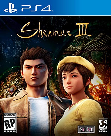 PS4 Shenmue 3 (PlayStation 4)