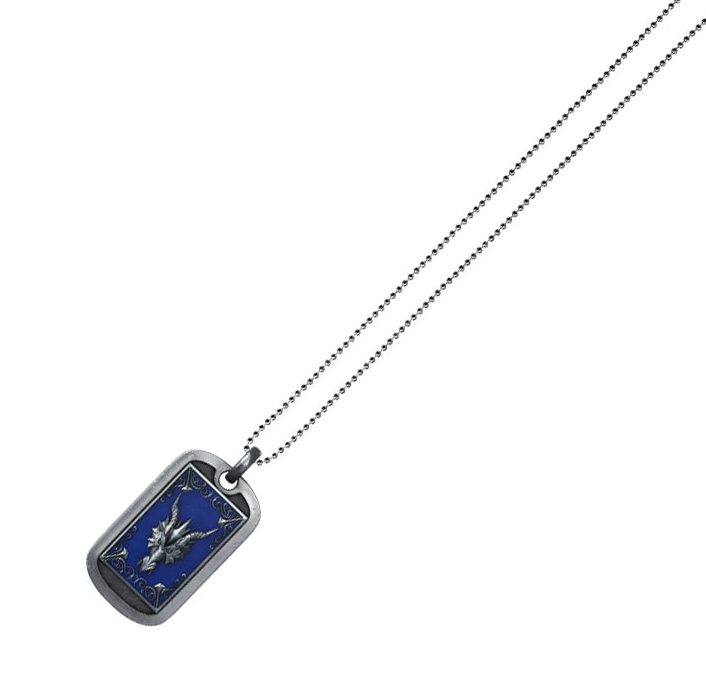 Dog Tag Saint Seiya LEGEND of SANCTUARY Shiryu