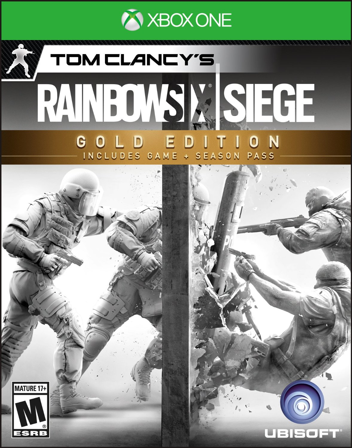 Tom Clancy's Rainbow Six Siege Gold Edition for XBOX ONE