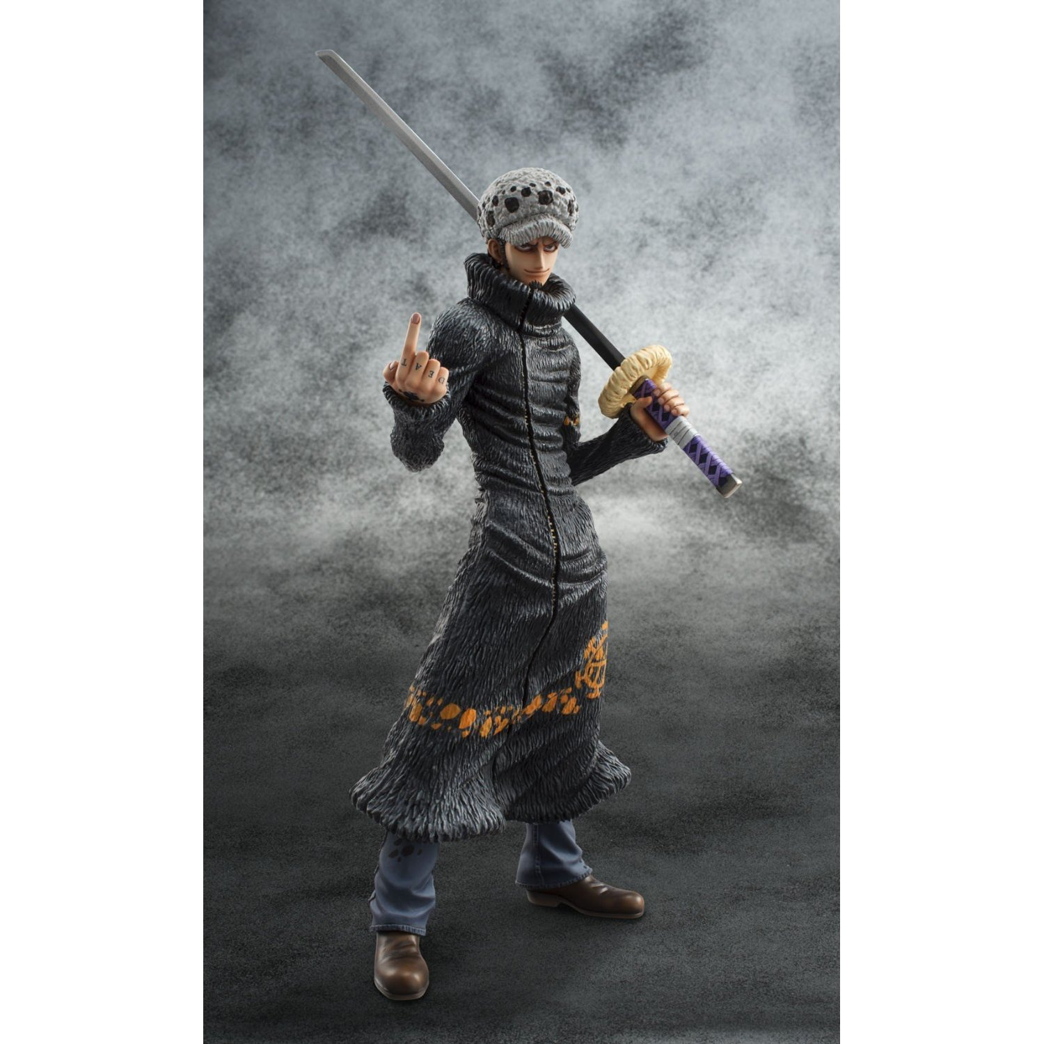 Megahouse One Piece Trafalgar Law Ex Model