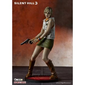 Heather Mason Silent Hill 3 Gecco