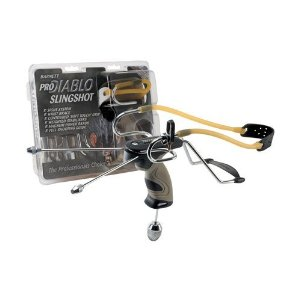 Barnett Outdoors Diablo II Slingshot with Stabilizers