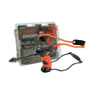 Barnett Outdoors Cobra Slingshot with Stabilizer and Brace