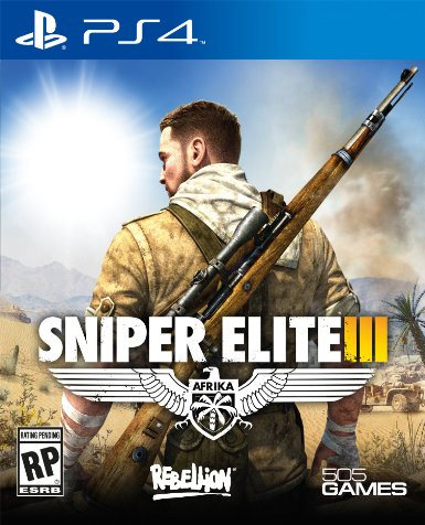 PS4 Sniper Elite III Português (PlayStation 4)