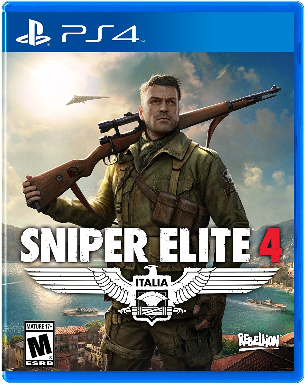 PS4 Sniper Elite 4 Português (PlayStation 4)