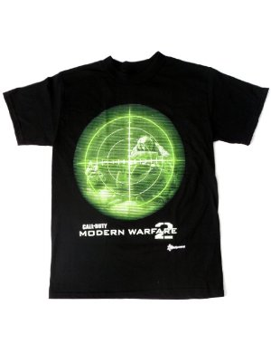 Camiseta Call of Duty Modern Warfare 2: Sniper