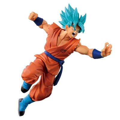 Banpresto Dragon ball Z SCultures Big Son Gokou Special 5