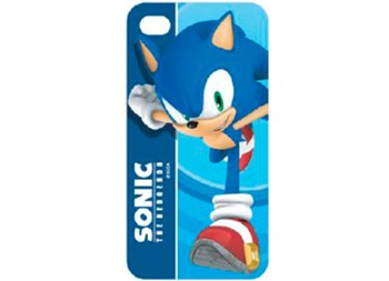 "Case para iPhone 4 - ""Sonic the Hedgehog"" Original"