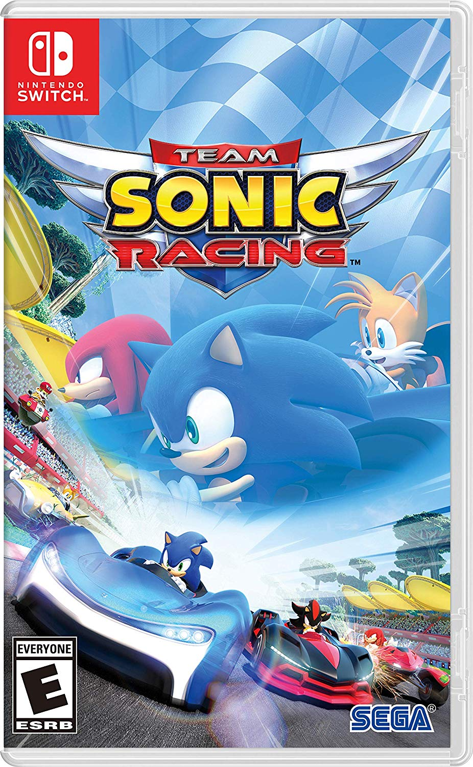 Team Sonic Racing Nintendo Switch USA