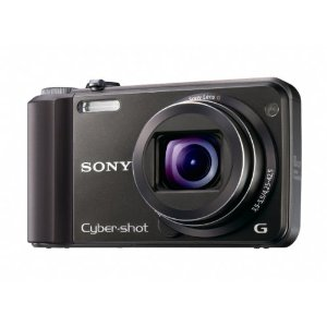 Sony Cyber-Shot DSC-H70 16.1 MP - Black