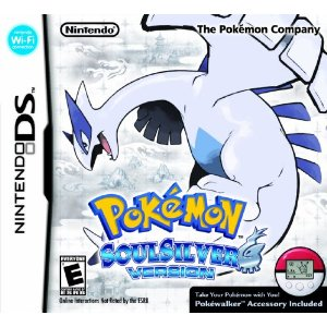 DS - Pokemon SoulSilver Version US