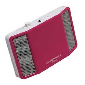 Audio-Technica AT-SP230 Compact Speaker Pink